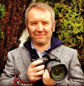 Andrew Hodgson, project photographer