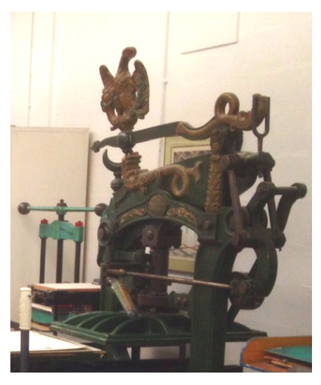 The Colombian Relief Press, Bolton University, 2013