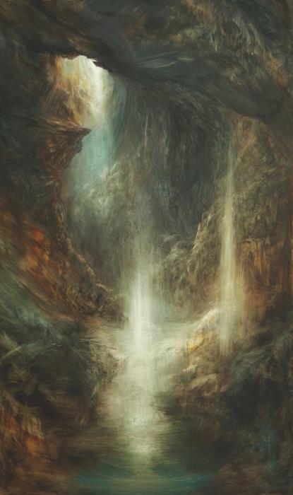 Cave, Oil 120x70cm.jpg